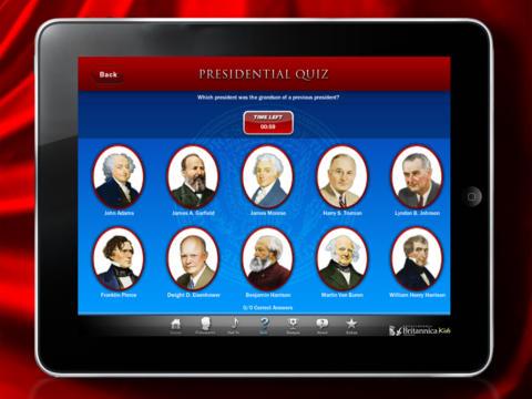 Britannica Kids: US Presidents screenshot 7