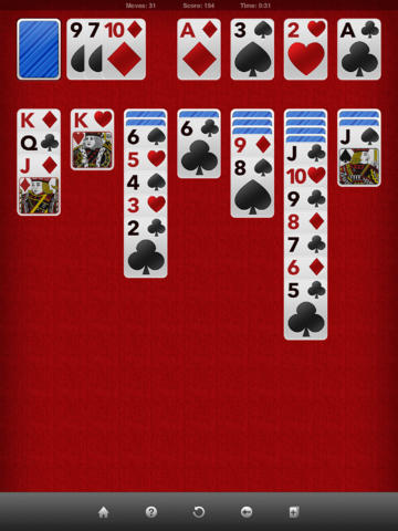 Solitaire HD ∙ screenshot 2