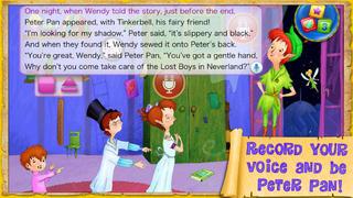 Peter Pan Adventure Book screenshot 2