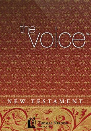 The Voice New Testament Bible screenshot 1