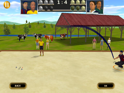Petanque 2012 screenshot 10