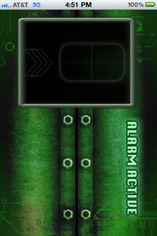Fingerprint Safety Scanner screenshot 5