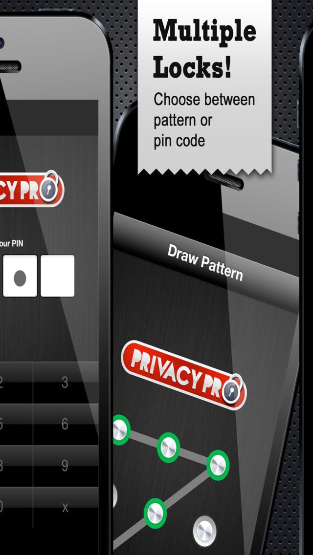 Privacy Pro - Secret Photo & Video File Storage screenshot 2
