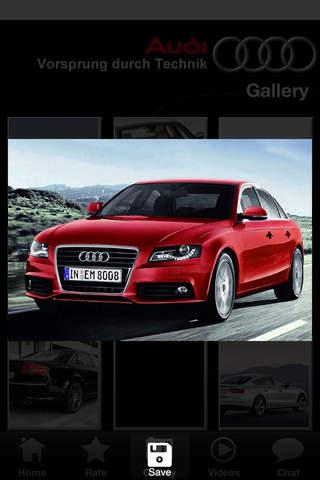Audi Car Club screenshot 3