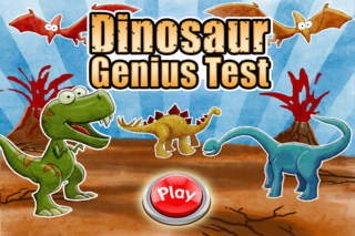 Dinosaur Genius Test screenshot 1