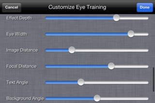 3D-Anime EYE trainer screenshot 5