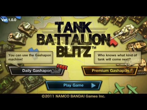 TANK BATTALION BLITZ screenshot 6