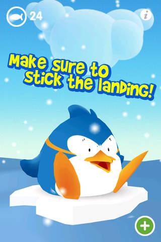 Talking Air Penguin screenshot 4