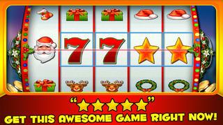 Slots: Christmas Slot Machine screenshot 3