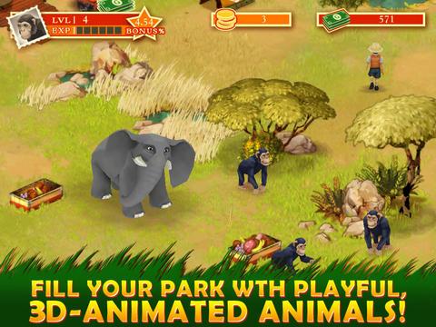 Safari Zoo screenshot 7