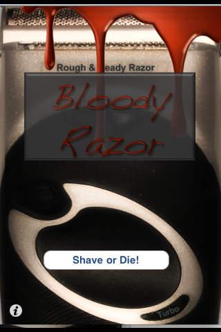 Bloody Razor - FREE screenshot 1