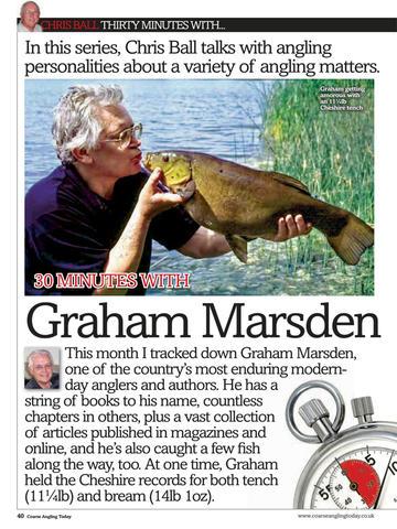 Coarse Angling Today Magazine screenshot 7