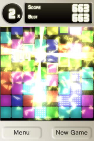 Disco Squares Deluxe screenshot #2