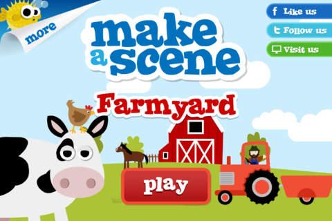 Make a Scene: Farmyard (Pocket) - náhled