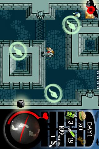 Zombie Dash screenshot 3