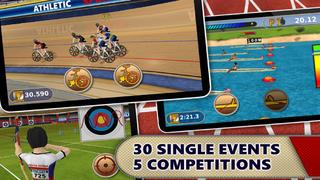 Summer Games: Women's Events (Full Version) screenshot 2