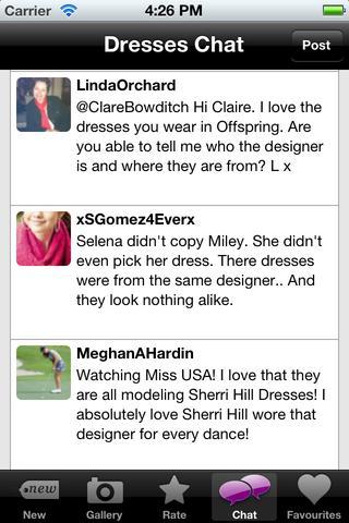 Designer Dresses screenshot 5