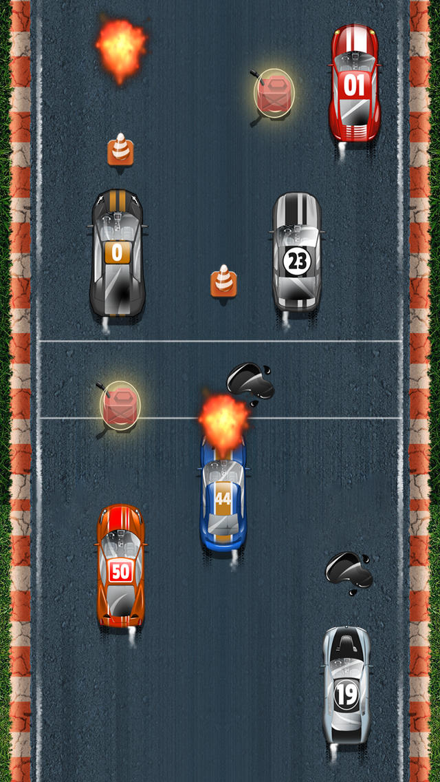 Reckless Need For Fast Speed Highway & Traffic Pursuit Racer - Best Free Hot Drag Racing Car Game screenshot 2