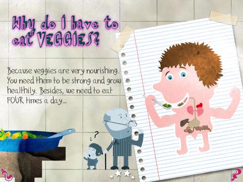 Grandpa, tell me why? HD - Children's Story Book screenshot 5