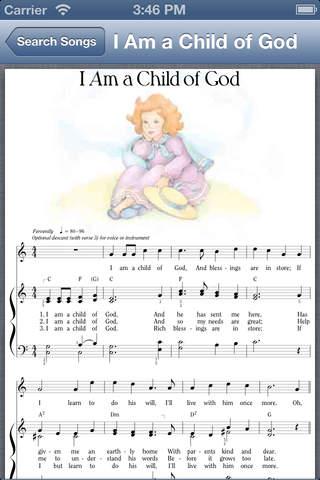 Children's Songbook - náhled