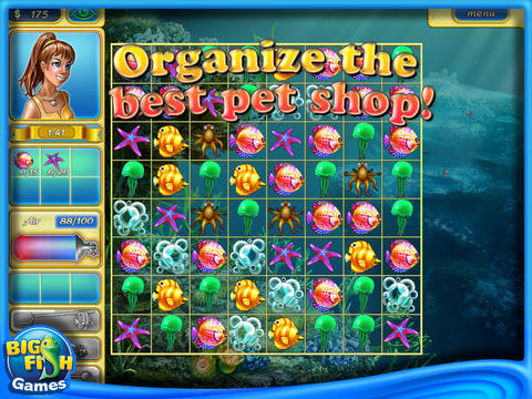 Tropical Fish Shop 2 HD screenshot 5