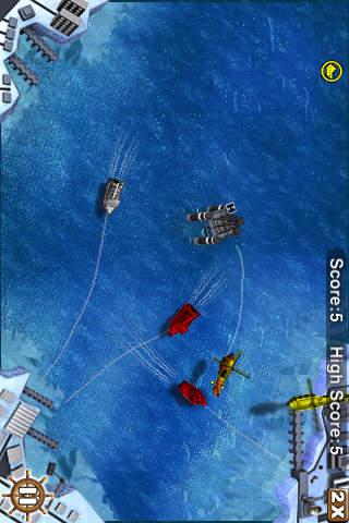 Harbor Havoc 3D Free screenshot #3