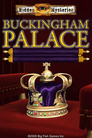 Buckingham Palace: Hidden Mysteries Lite screenshot #1