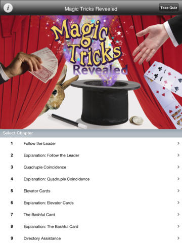Magic Tricks Revealed screenshot 10