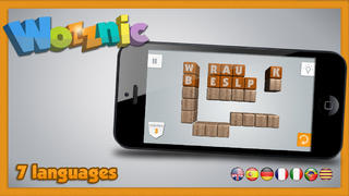 Wozznic - Word puzzle game screenshot 4
