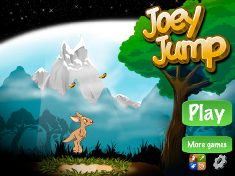 Joey Jump Game by