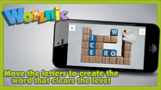 Wozznic - Word puzzle game screenshot 2