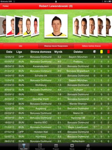 EURO 2012 Biało-czerwoni Polska screenshot 8