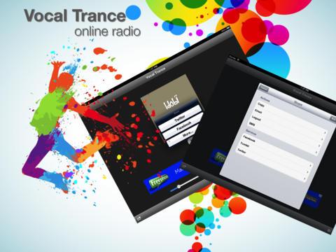 Vocal Trance Radio - Digitally Imported - addictiv - náhled