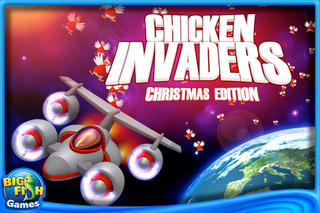Chicken Invaders 2: The Next Wave Christmas Edition (Full) screenshot 1