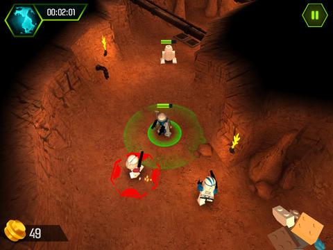 LEGO® STAR WARS™ THE YODA CHRONICLES screenshot 9