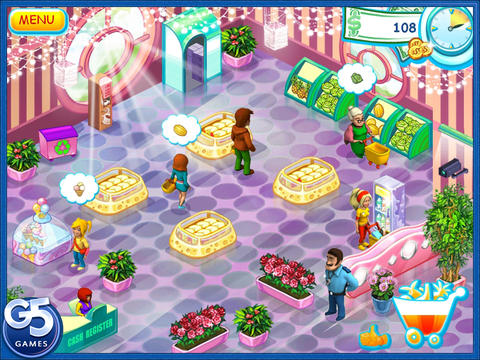 Supermarket Mania® HD screenshot 4