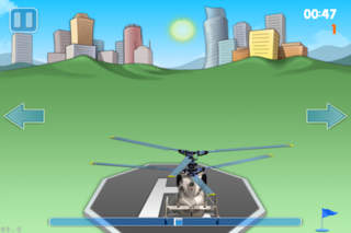Helicopter Landing Pro Lite screenshot 3