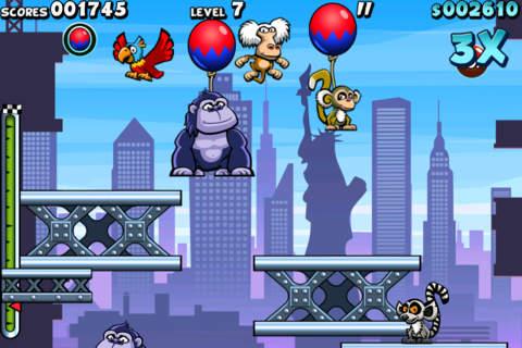 Air Monkeys in New York - náhled