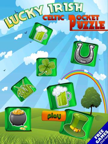 Lucky Irish Celtic Pocket Puzzle - Full Version screenshot 8