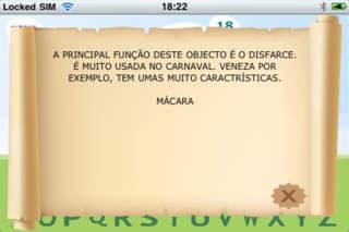 Jogo da Forca - Palavras em Inglês screenshot 3