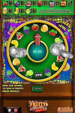 Fruity Slots Evolved™ screenshot 5