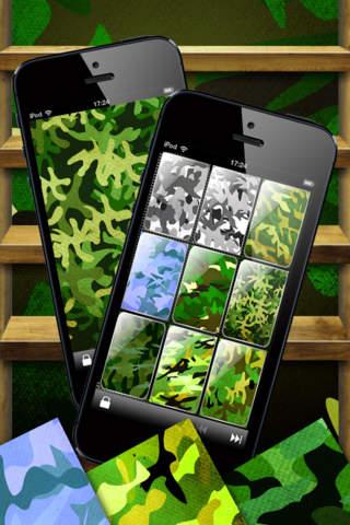 Camo phone! - náhled