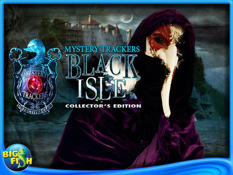 Mystery Trackers: Black Isle Collector's Edition HD screenshot 1