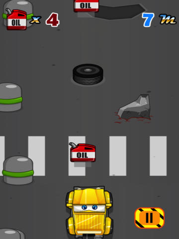 Cartoon Car Race screenshot 10