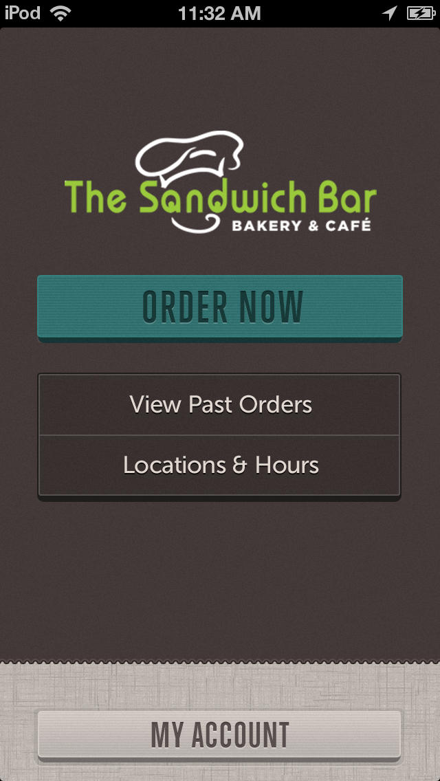 The Sandwich Bar screenshot 1