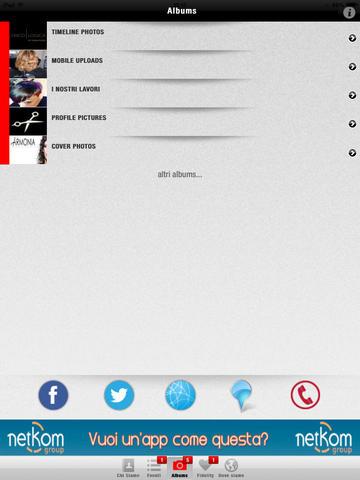 Armonia Parrucchieri screenshot 8
