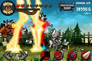 Colosseum Heroes. screenshot 5