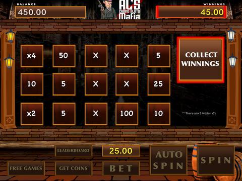 Al's Casino Slots Mafia Pro screenshot 10