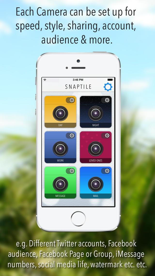 Snaptile screenshot 2