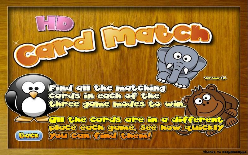Card Match screenshot 3